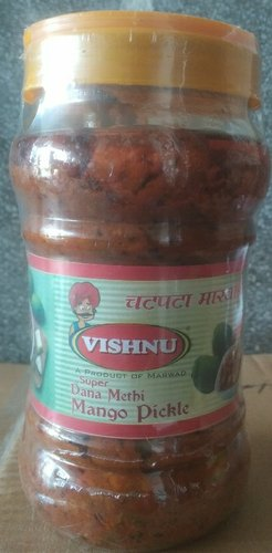 Vishnu dana methi aam achar 1kg - In The Market - Register and start online ecommerce business