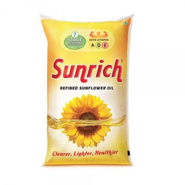 sunrich oil 1 ltr - In The Market - Register and start online ecommerce business