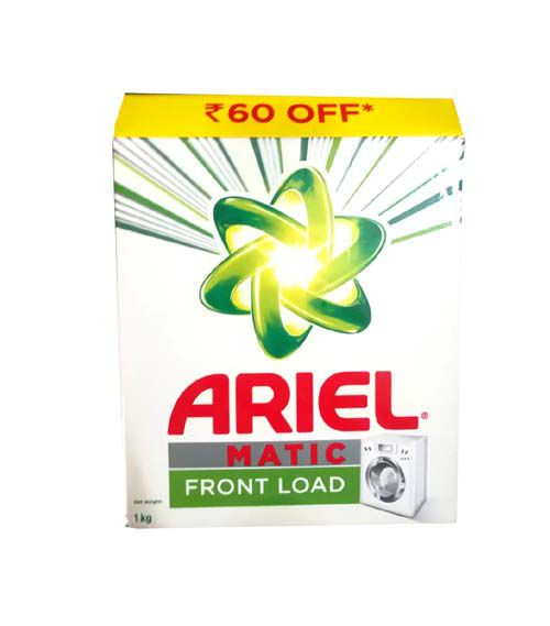 Ariel Matic 1kg - In The Market - Register and start online ecommerce business