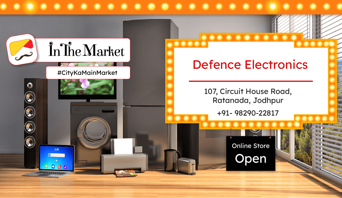 Defence Electronics - In The Market - Register and start online ecommerce business