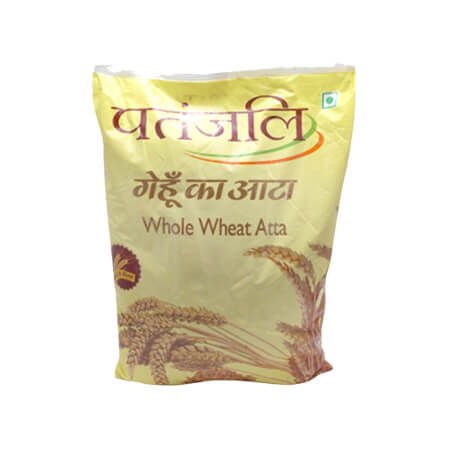Patanjali Atta - In The Market - Register and start online ecommerce business