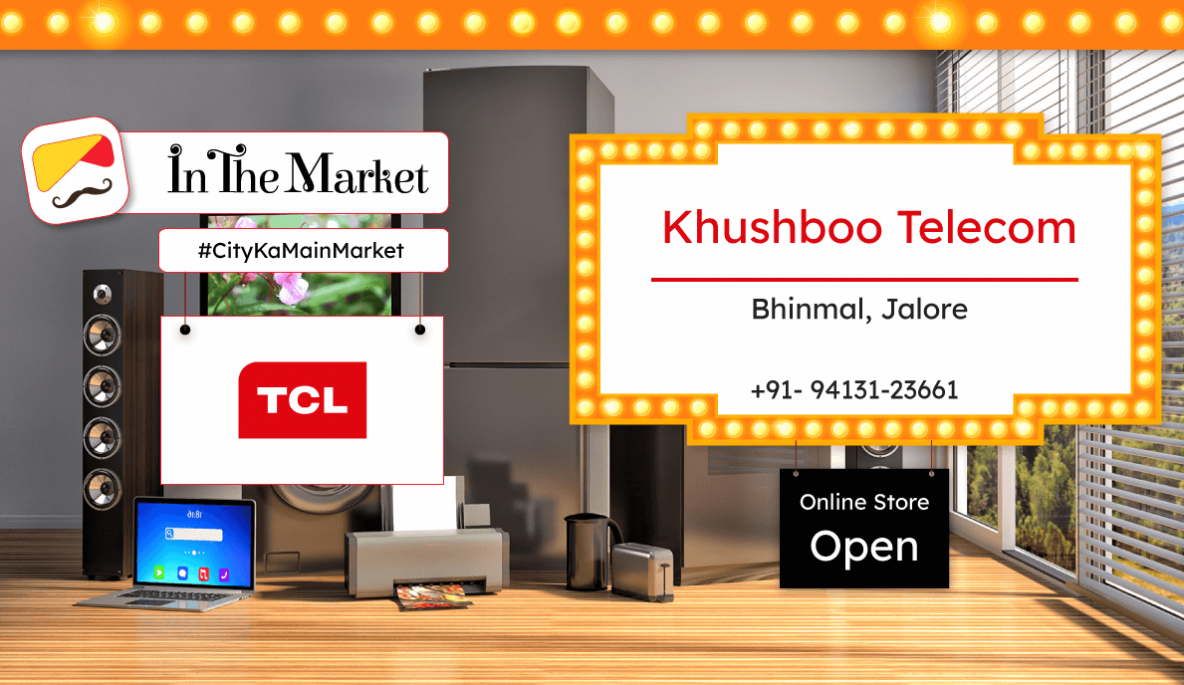 cropped Khushboo Telecom - In The Market - Register and start online ecommerce business